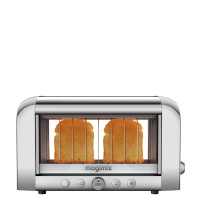 TOASTER VISION - CHROME...