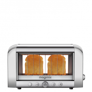 TOASTER VISION - CHROME BRILLANT