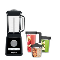 POWER BLENDER PREMIUM - NOIR