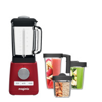 POWER BLENDER PREMIUM - ROUGE